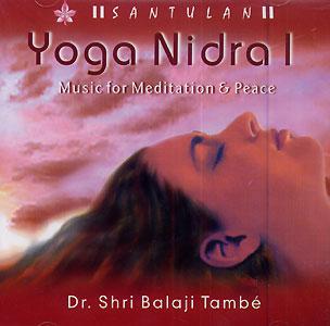 Yoga Nidra I - Shri Balaji Tambe, Santulan Ayurveda CD