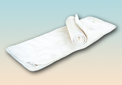Yoga mat natural latex 70 x 200 cm
