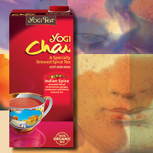Yogi Chai - ready made Yogi Tea