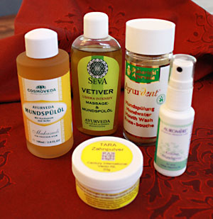 Ayurvedic Mouth Wash & Oral Care
