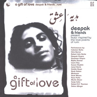 A Gift of Love - Deepak Chopra 2 CD/Set