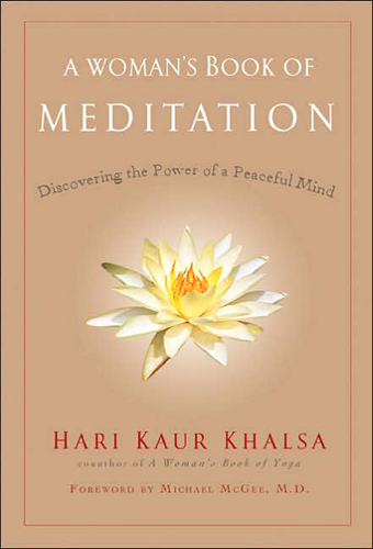 A Woman's Book of Meditation - Hari Kaur Khalsa