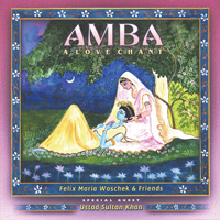"Amba ""A Love Chant"" - Woschek CD"