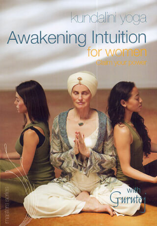 Awakening Intuition for Women - Gurutej Kaur DVD