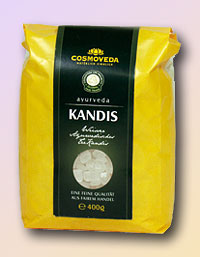 Ayurveda Kandis Fair Trade, 400 g