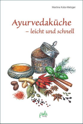 Ayurvedic & Healthy Cookbooks