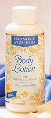 Pitta Body Lotion Maharishi, 150 ml