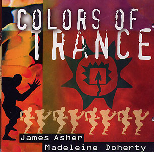 Colors of Trance - James Asher CD
