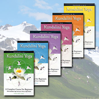 A Complete Course for Beginners DVDs mit Nirvair Singh