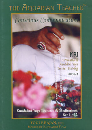 Conscious Communication - 4 DVD-Set, Yogi Bhajan