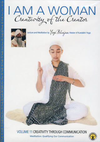Creativity through Communication - Yogi Bhajan DVD