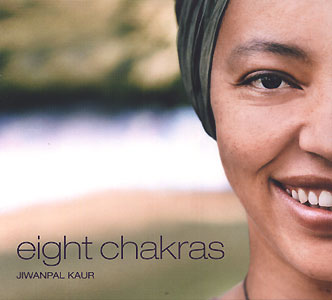 Eight Chakras - Jiwanpal Kaur CD