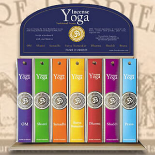 Fiore D'Oriente Yoga Incense