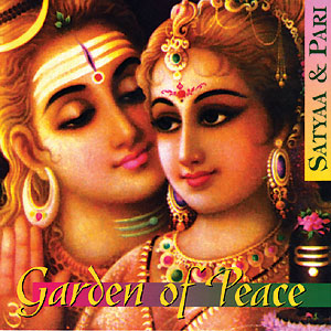 Garden of Peace - Satyaa & Pari CD