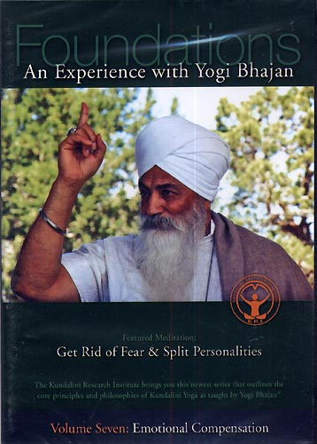 Emotional Compensation - Yogi Bhajan DVD