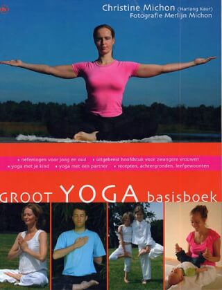 Groot Yoga Basisboek - Hariang Kaur Michon (Dutch)