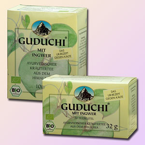 Guduchi Tea, Tulsi & Co.