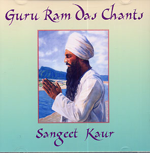 Guru Ram Das Chants - Sangeet Kaur CD