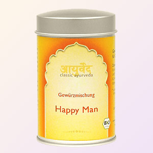 Happy Man organic spice mixture, 50 g