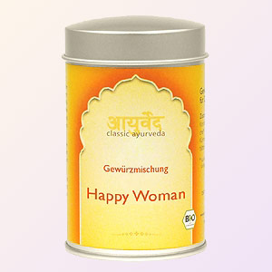 Happy Woman Gew�rzmischung Bio, 50 g