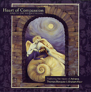 Heart of Compassion CD