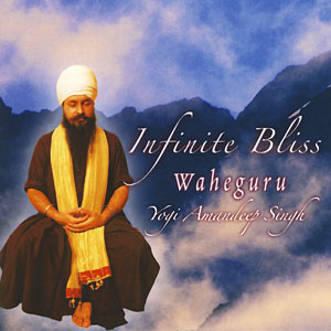 Infinite Bliss Waheguru - Yogi Amandeep Singh CD