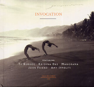 Invocation - Ty Burhoe & Krishna Das CD