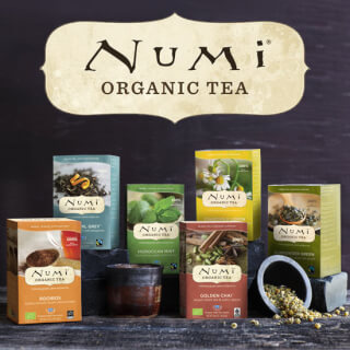 Numi Tea - a Story of Quality, Sustainability & Artistry
