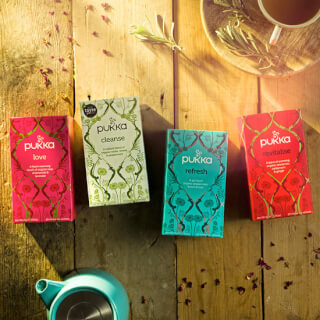 Pukka – Diversity for your Well-being