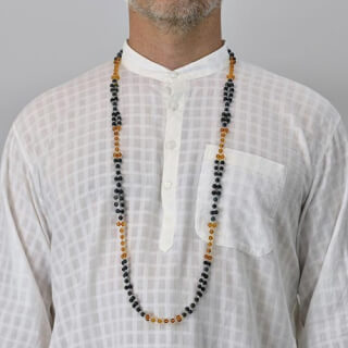The Tantric Necklace Mala Technology