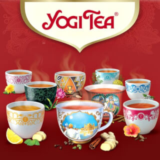 The roots of Yogi Tea