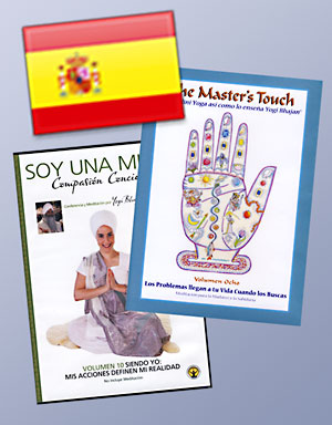 Spanish Kundalini Yoga DVDs