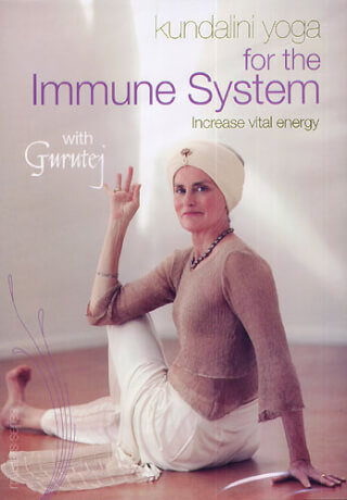 Kundalini Yoga for the Immune System - Gurutej Kaur DVD