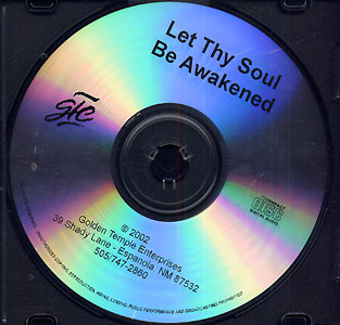 Let Thy Soul Be Awakened -Yogi Bhajan CD