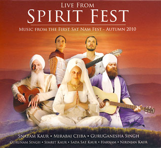 Live from Spirit Fest - Various Artists CD