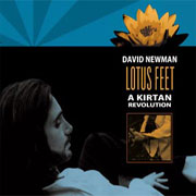 Lotus Feet - David Newman CD