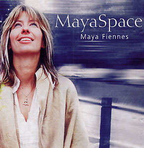 Maya Space - Maya Fiennes CD