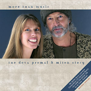 More than Music - Deva Premal & Miten CD + Buch