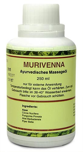 Murivenna Oil Sree Sankara, 250 ml