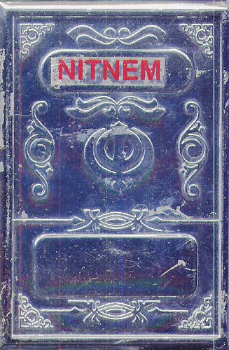 NitNem for Travel - Transliteration Only