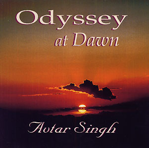 Odyssey at Dawn - Avtar Singh CD