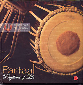 Partaal Rhythms of Life - Prof. Surinder Singh CD + DVD-Set