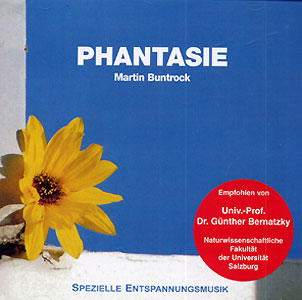 Phantasie - Martin Buntrock CD