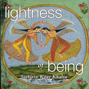 Lightness of Being - Satkirin Kaur CD