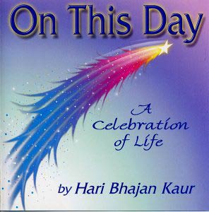 On this Day - Hari Bhajan Kaur CD