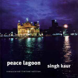 Peace Lagoon Vol. 1 - Singh Kaur CD