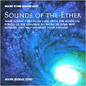 Sounds of the Ether - Joseph Michael Levry (Gurunam) CD