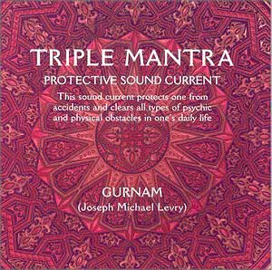 Triple Mantra - Gurunam Singh CD