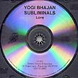 Yogi Bhajan Subliminals: Love CD
