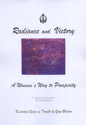 Radiance and Victory - Dr. Manjit Kaur